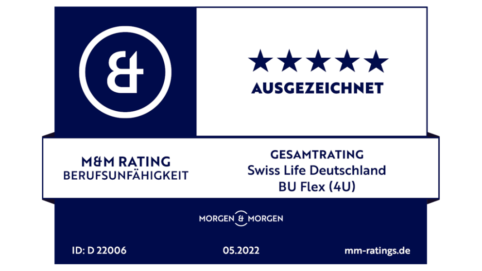 Morgen & Morgen | Rating BU Flex (4U), Stand 06/2020