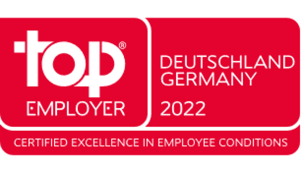 Siegel | top Employer Deutschland 2019